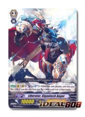 Liberator, Gigantech Anger - BT16/072EN - C