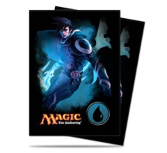 Magic The Gathering Mana 4 Jace Ultra Pro Sleeve 80ct. (86087)