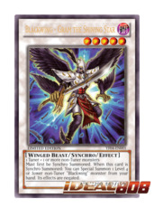 Blackwing - Gram the Shining Star - Ultra - YF04-EN001 (Limited Edition)
