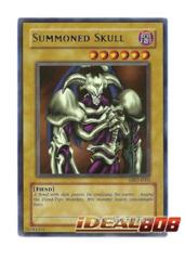 Summoned Skull - MRD-E003 - Unlimited (European Version)