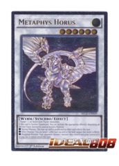 Metaphys Horus - SECE-EN049 - Ultimate Rare - Unlimited Edition