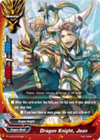 Dragon Knight, Jean [D-BT02/0076EN C] English