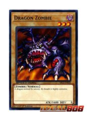 Dragon Zombie - SBLS-EN028 - Common - 1st Edition