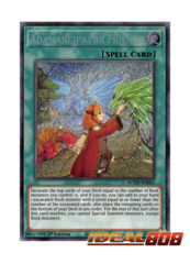 Adamancipator Friends - ROTD-EN061 - Secret Rare - 1st Edition