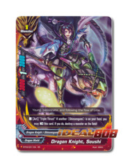 Dragon Knight, Soushi - BT03/0011EN (RR) Double Rare