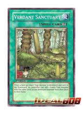 Verdant Sanctuary - CRMS-EN060 - Common - 1st Edition