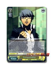 Protagonist(P4) [P4/EN-S01-001R RRR (FOIL)] English