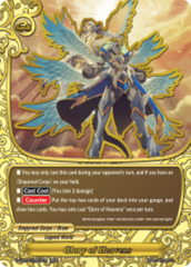 Glory of Heavens [S-CBT02/0007EN RRR (FOIL)] English
