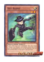 Xyz Agent - JOTL-EN005 - Common - 1st Edition