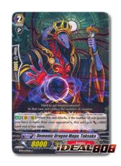 Demonic Dragon Mage, Taksaka - BT14/079EN - C