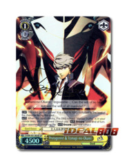 Protagonist & Izanagi-no-Okami [P4/EN-S01-003SP SP (SIGNED FOIL)] English