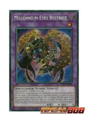 Millennium-Eyes Restrict - LDS1-EN051 - Secret Rare - Limited Edition