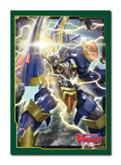 Bushiroad Cardfight!! Vanguard Sleeve Collection (70ct)Vol.343 Machining Spark Hercules * ETA August (Import)