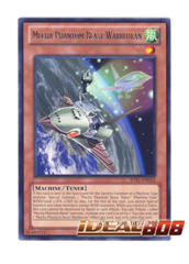 Mecha Phantom Beast Warbluran - JOTL-EN022 - Rare - 1st Edition