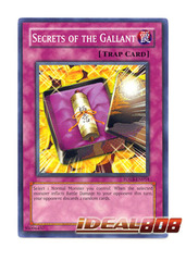 Secrets of the Gallant - FOTB-EN054 - Common - 1st Edition