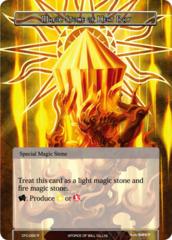 Magic Stone of Heat Ray [CFC-092 R] English