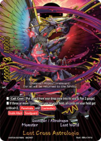 FOIL X-BT02A-SS02//0009EN RR Buddyfight x 1 Radiant Punisher!! English Mint F