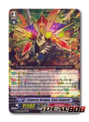 Emperor Dragon, Gaia Emperor - G-TCB01/007EN - RRR