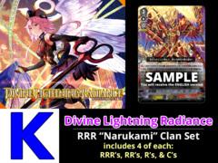 # Divine Lightning Radiance [V-BT12 ID (K)] RRR