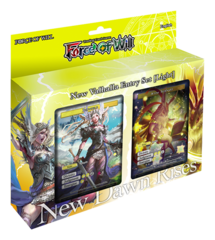 NV01 Light Attribute (English) Force of Will Starter Deck