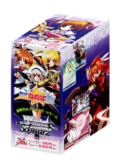 Magical Girl Lyrical Nanoha A's (Japanese) Weiss Schwarz Booster Box