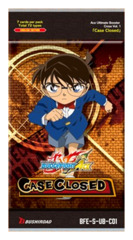 BFE-S-UB-C01 Case Closed | Detective Conan (English) Future Card Buddyfight Ace Booster Pack [7 Cards]