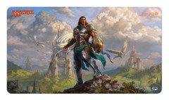 Magic the Gathering ORI Origins Ultra Pro Playmat - Gideon (#86271)