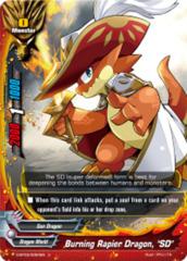 Burning Rapier Dragon,