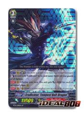 Eradicator, Tempest Bolt Dragon - BT14/S08EN - SP (Special Parallel)