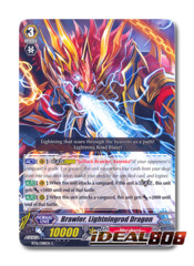 Brawler, Lightningrod Dragon - BT16/088EN - C