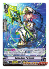 Battle Siren, Parthenia - V-PR/0111EN - PR (FOIL) [V-BT07]