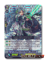Banding Jewel Knight, Miranda - BT14/S10EN - SP (Special Parallel)