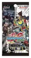 BFE-H-EB02 Shadow VS Hero (English) Future Card Buddyfight Extra Booster Pack