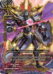 Black Dragon Knight, Zest [S-CBT01/0076EN Secret (FOIL)] English
