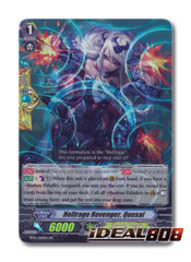 Hellrage Revenger, Quesal - BT15/010EN - RR
