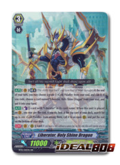 Liberator, Holy Shine Dragon - BT15/012 - RR