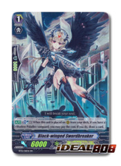 Black-Winged Swordbreaker - BT15/011EN - RR