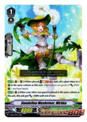 Dandelion Musketeer, Mirkka - V-EB03/017EN - RR