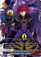 Black Dragon Priest, Gremlin [X2-BT01A-D/0002EN C (Parallel FOIL)] English