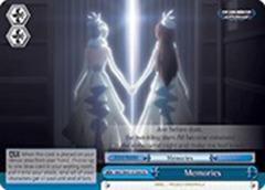 Memories [IMC/W41-E109R RRR (FOIL)] English