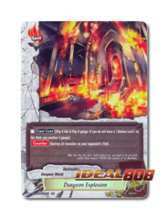 Dungeon Explosion - BT03/0019EN (RR) Double Rare