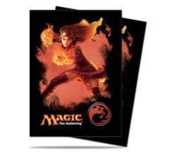 Magic The Gathering Mana 4 Chandra Ultra Pro Sleeve 80ct. (86089)