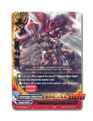 Million Rapier Dragon - BT03/0022EN (R) Rare