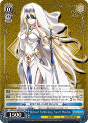 Beloved Archbishop, Sword Maiden [GBS/S63-E062 RR (Mosaic Gloss)] English