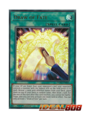 Draw of Fate - DUPO-EN003 - Ultra Rare - 1st Edition
