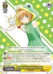 Cardcaptor Sakura: GALE  [CCS/WX01-003 RR (Mosaic Gloss)] English
