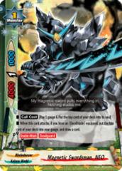 Magnetic Swordsman, NEO [S-BT02/0039EN U (Regular)] English