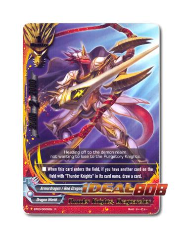 Thunder Knights, Dragoarcher - BT03/0026EN (R) Rare