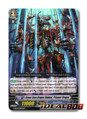 Seven Seas Dragon Undead, Prisoner Dragon - G-BT06/084EN - C