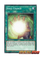 Soul Charge - LEHD-ENB20 - Common - 1st Edition
